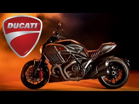 Ducati Diavel Diesel Unveiled (limited edition motorcycle 2017 ...