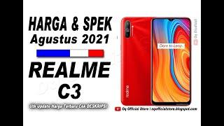 🔘 Harga Realme C3 Dan Spesifikasi Terbaru Di Indonesia