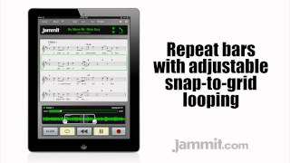 "Jammit ipad iphone app Alice Cooper Video No More Mr. Nice Guy  ""learn to sing"""