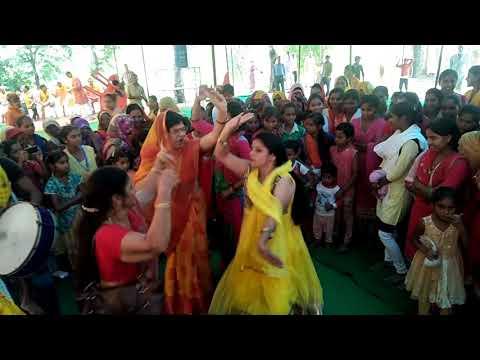 Bhagavat at holi pura by Dr. Satish sharma