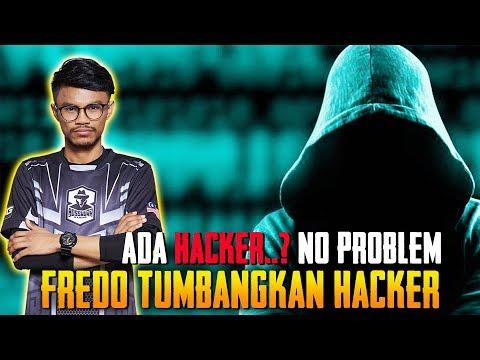 Ada Hacker? No Problem!!! Fredo Tumbangkan Hacker | PUBG Mobile Malaysia