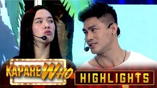 Jackque says that Ion is violent | It's Showtime KapareWho