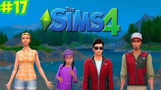 #17 Let's Play The Sims 4 В Поход Снадобье от насекомых