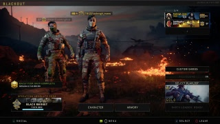 Lets play Call of Duty: Blackout