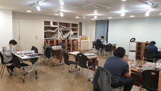 튜닝타임즈 프라모델 강좌 2020년 겨울학기 롯데백화점…