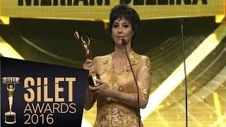 Meriam Belina   Silet Special Award Silet Awards 2016