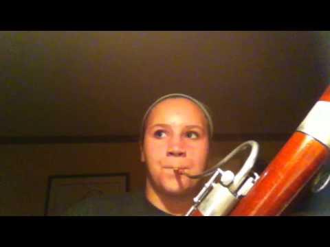 Veronica Jewell MCYO audition