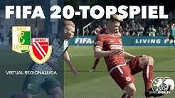 LIVE! Regionalliga-Klassiker Chemie Leipzig vs. Energie Cottbus in FIFA 20