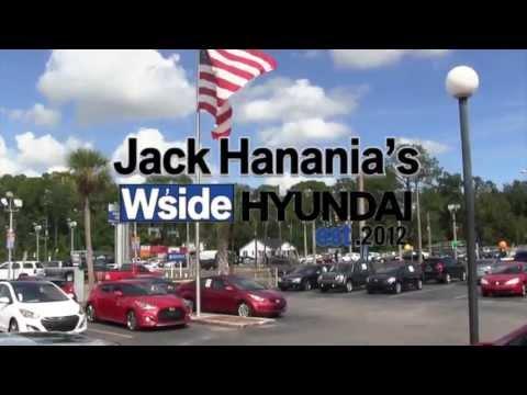 Jack hanania westside hyundai