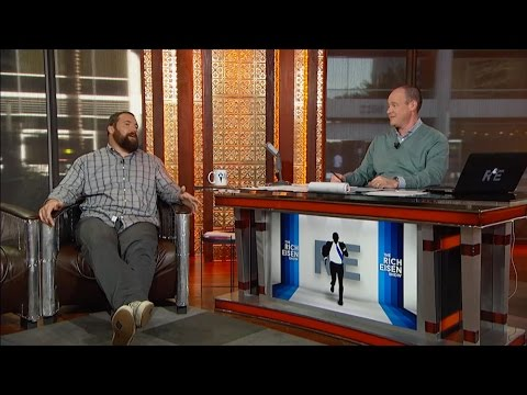 Panthers Center Ryan Kalil Joins The RE Show in Studio - 10/8/15
