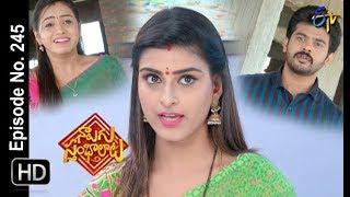 Naalugu Sthambalata| 8th November 2019  | Full Episode No 245 | ETV Telugu