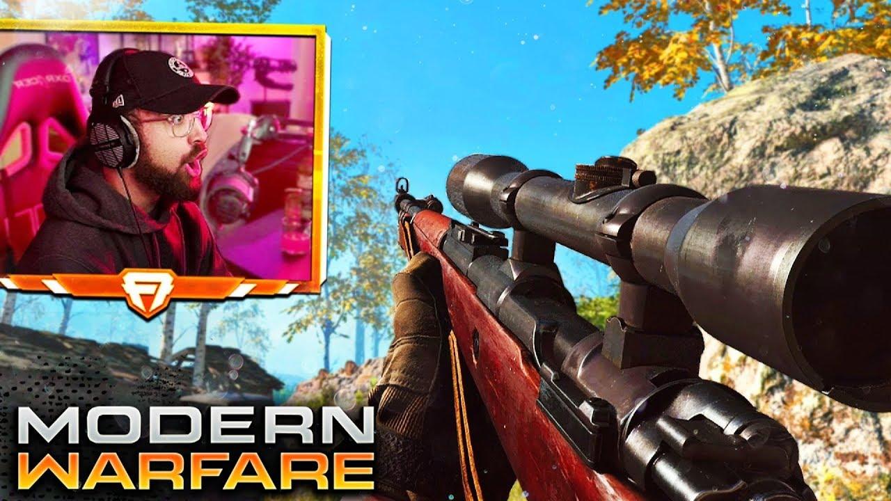 All The Best Sniper Rifles In Modern Warfare Youtube