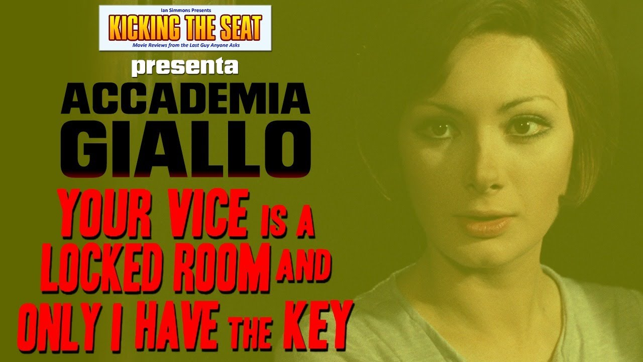 Download Accademia Giallo: Your Vice is a Locked Room And Only I Have the Key