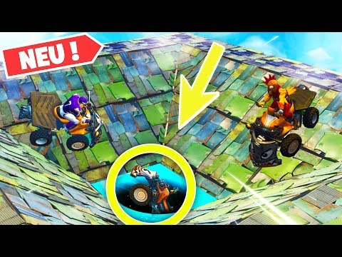 Boxauto Derby in Fortnite Battle Royale!