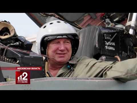 Видео крушения МИГ-29. Эксклюзив!