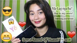 Huawei Y6 2018 Review, unboxing and specs + totoo bang ma-lag?