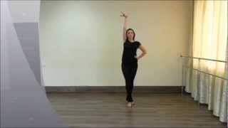 Learn How to Strip dance/strip dance lesson choreo1, part1
