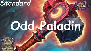 Hearthstone: Odd Paladin #6: Boomsday (Projeto Cabum) - Standard Constructed