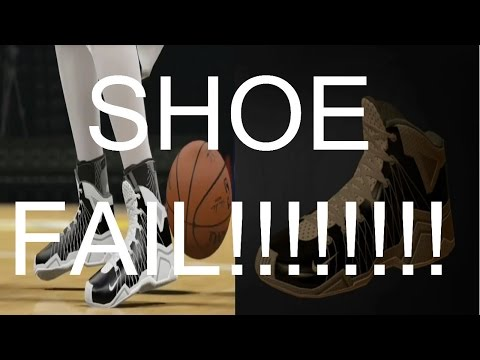NBA2K15 MyCareer - Signiture Shoe; My shoes are SO F*CKING UGLY!!!!!!!!!