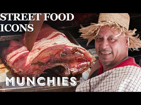 The Lechón King Of The South Bronx - Street Food Icons