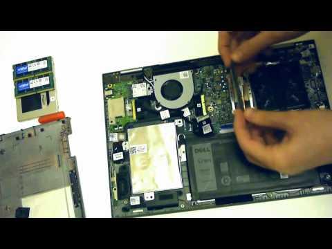Dell Inspiron 5368 - Ultimate Crucial Upgrade [32Gb DDR4 RAM & 1Tb MLC SSD]
