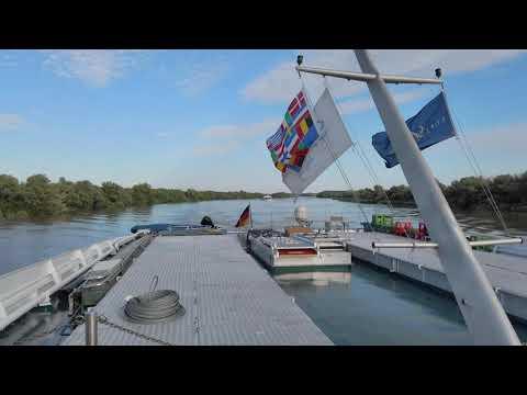 Exploring the Amadeus Royal river cruise ship
