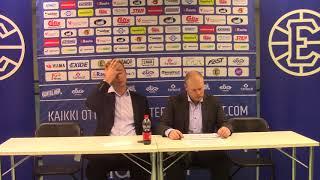Espoo United - KTP-Basket 29.11.2017 Postgame