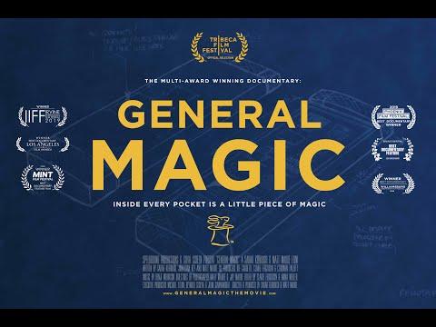 GENERAL MAGIC - OFFICIAL TRAILER