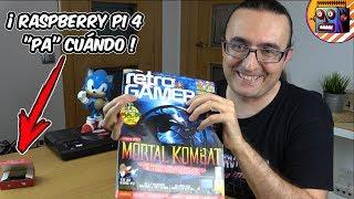 🔍 ¿ RASPBERRY PI 4 REVIEW PA CUANDO ? y RESEÑA REVISTA RETRO GAMER NUMERO 28 by Bruno Sol