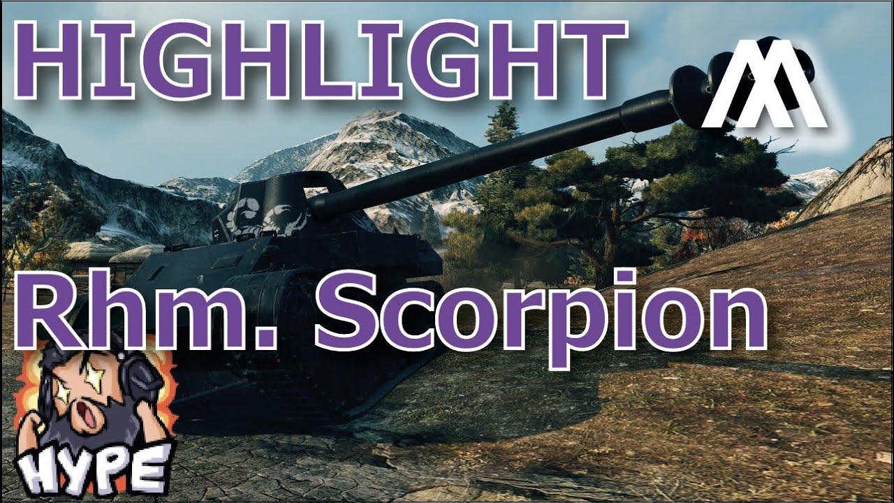 Scorpion Stream