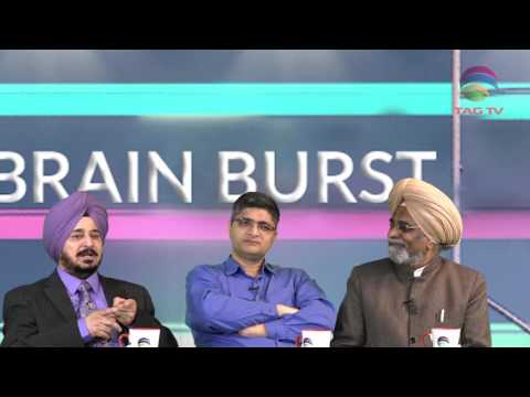 Discussion on Future of Aam Aadmi Party in Brain Burst @TAG TV