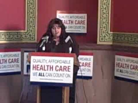 Montanans for Health Care -- Sandi Curriero-Luckey