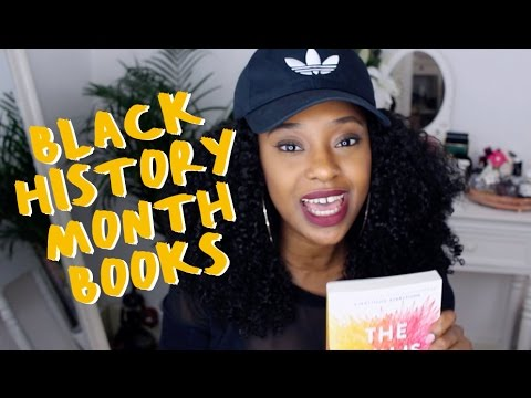 6 Amazing Books By Black Authors | With Laila