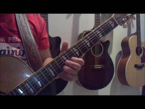 Pink Floyd - High Hopes - Acoustic (With Tab)