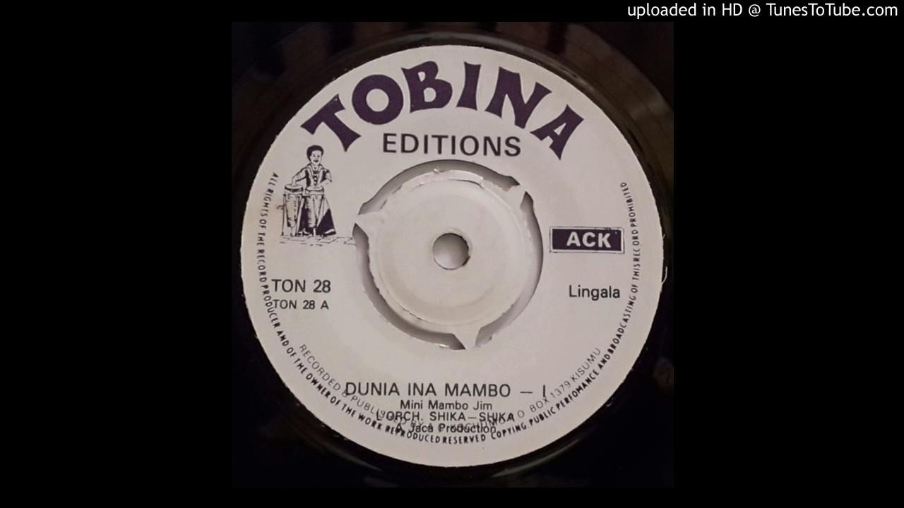 Download Dunia Ina Mambo Pt 1 - ORCHESTRE SHIKA SHIKA