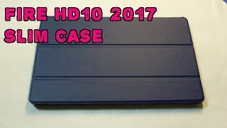 FIRE HD10 2017 CASE Review