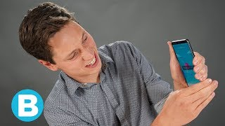 HTC-smartphone met knijpfunctie en nepknoppen:
