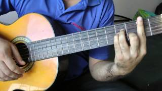 Урок на гитаре,Отель Калифорния группы Иглз, The Eagles - Hotel California