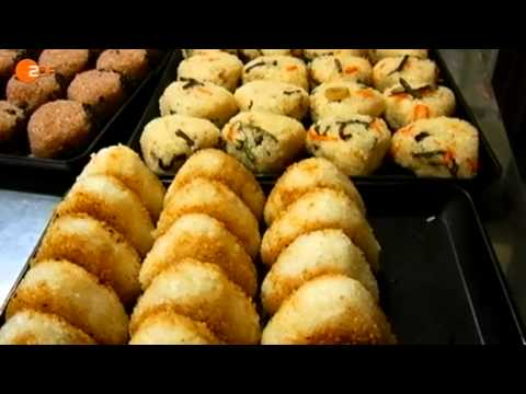 Dokumentation - Versessen auf Essen Japanische Esskultur und Küche dar- und vorgestellt