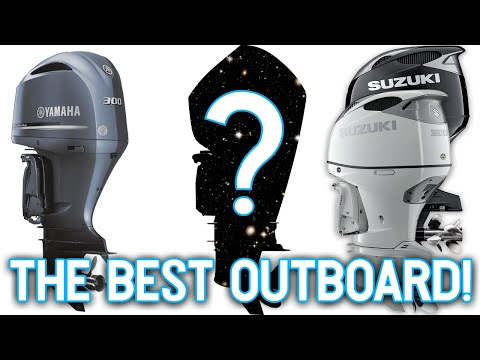 The BEST OUTBOARD in The WORLD!