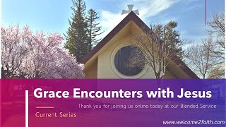 February 14, 2021 Sunday Service at Faith Lutheran Church, Pleasant Hill, CA
