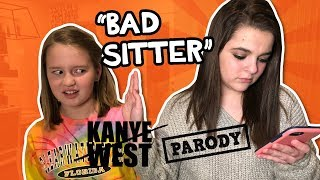 Download Bad Sitter: Gold Digger - Kanye West PARODY  // The Holderness Family Mp3 and Videos