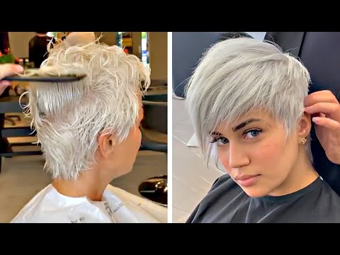 15 new pixie cut ideas for 2020  best women short bob