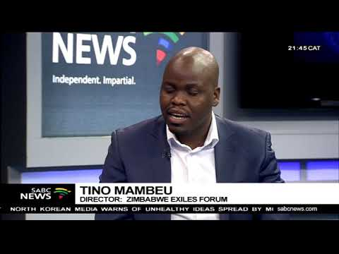 Reflecting on the Motlanthe report with Tino Mambeu