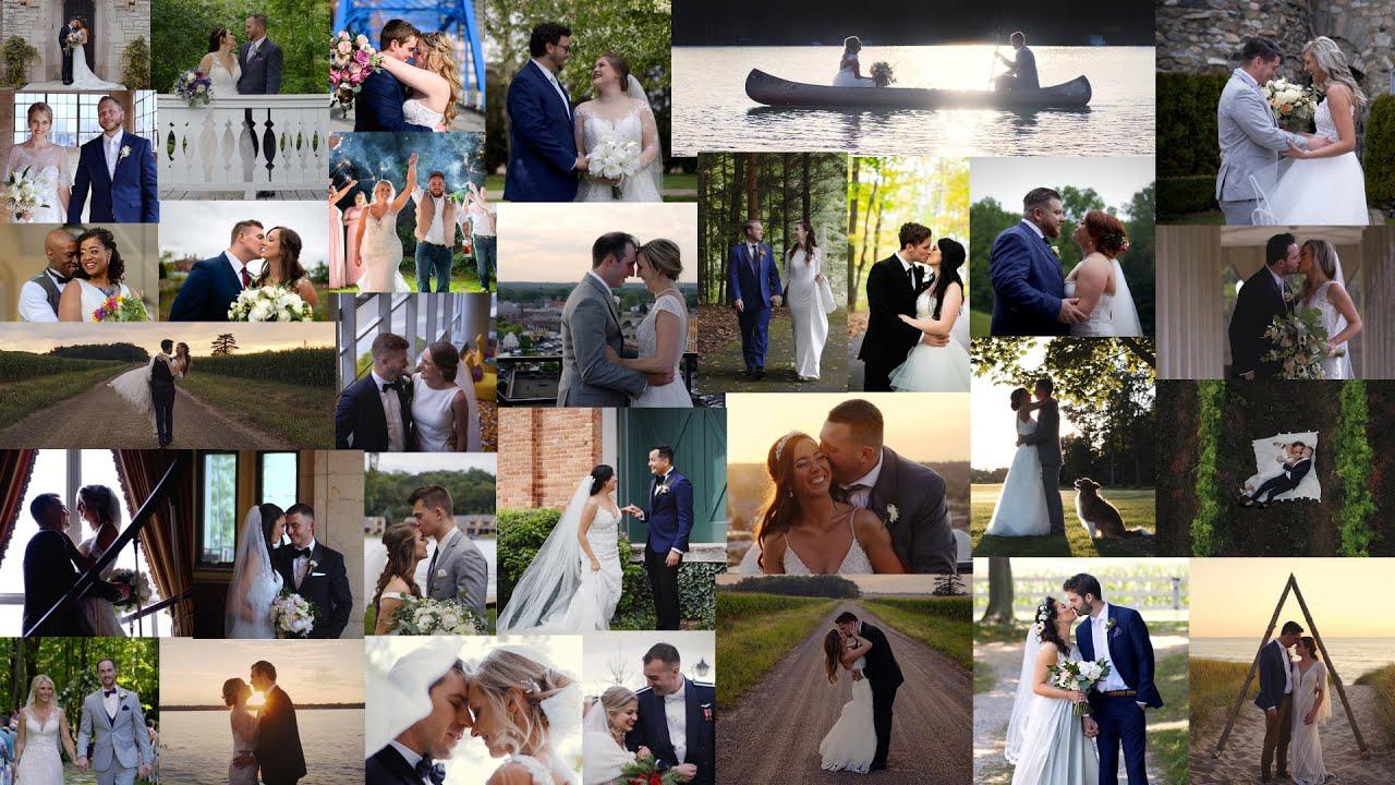 Life on Earth Productions 2019 weddings Supercut
