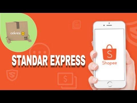 Cara Cek Resi Standar Express