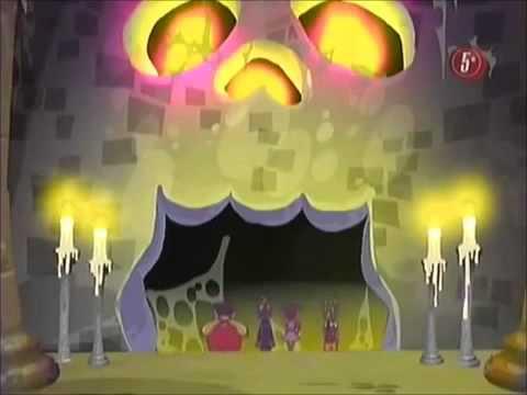 El Chavo Animado Cuéntame una de fantasmas(2/2) - YouTube