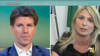 L'aria d'estate - Chi ha salvato Berlusconi? Scontro tra M5S e PD (Puntata 21/07/2016)
