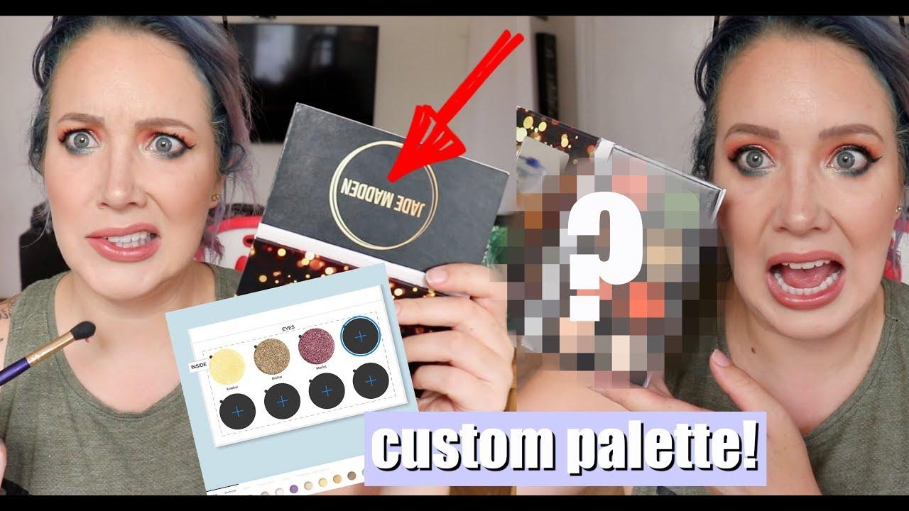 Custom Palette Shade Names