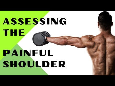 How to assess the shoulder (systematic physical examination)